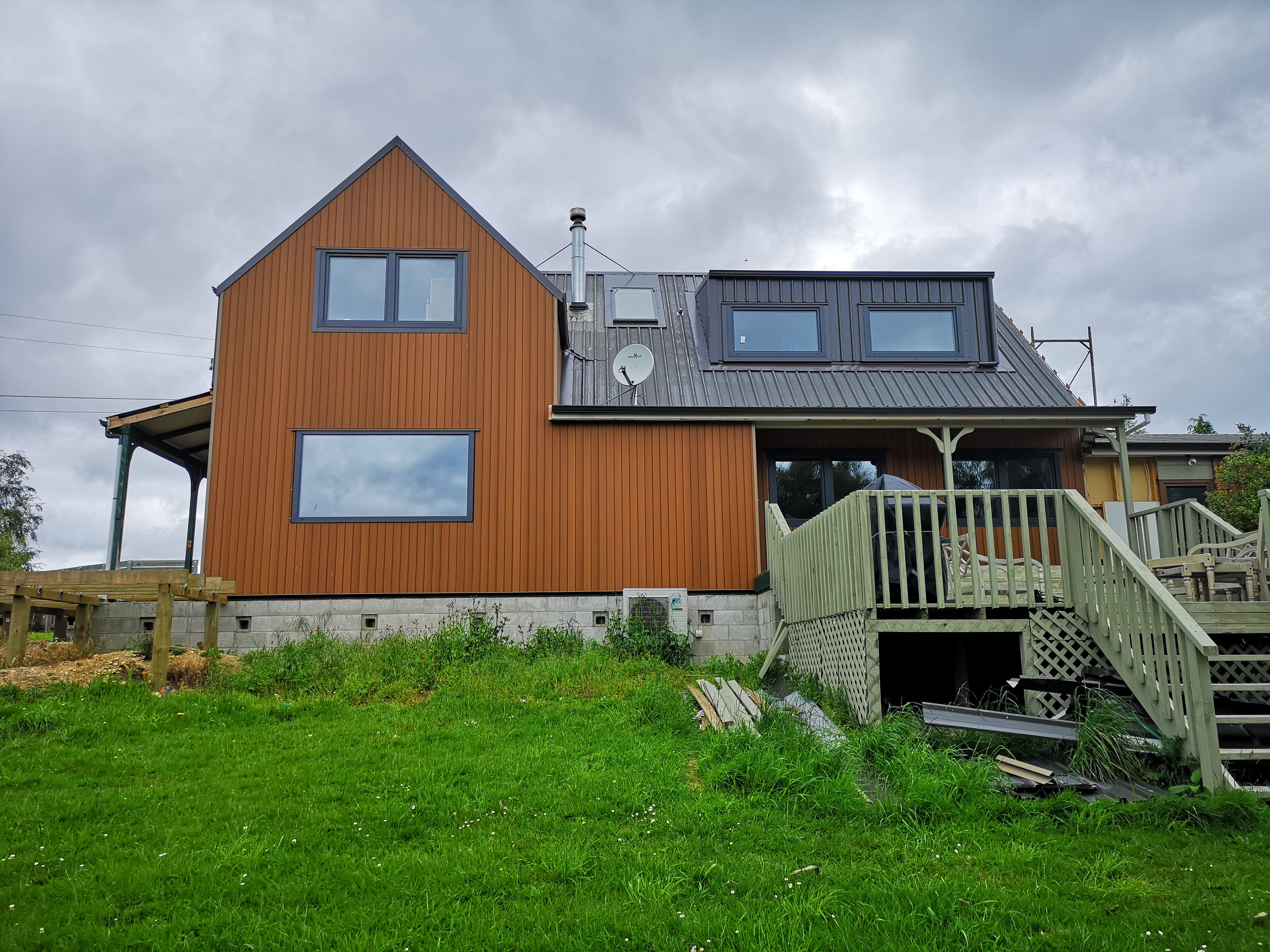 Dunedin Private House Projects Sps Building New Zealand
