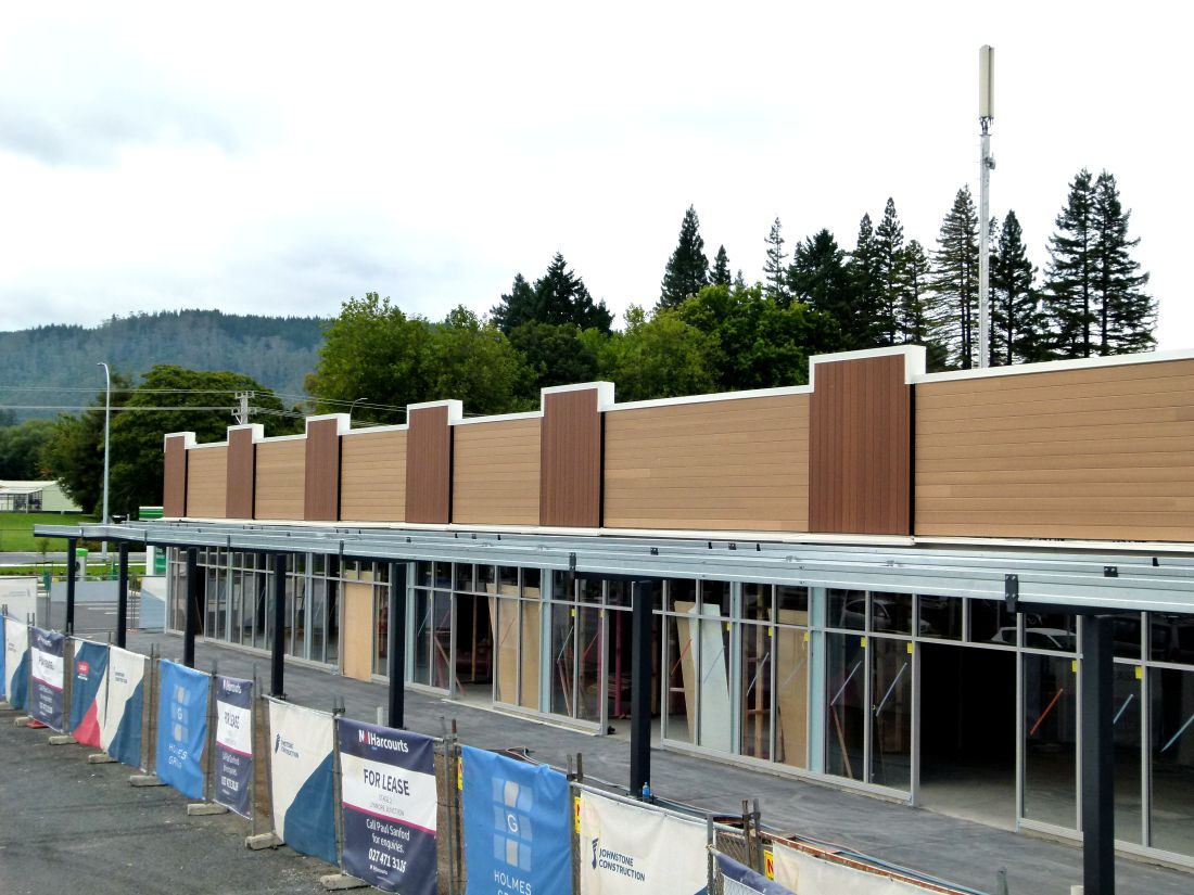 Lynmore Junction Projects Sps Building New Zealand